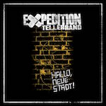 "Expedition Tellerrand - ""Hallo, neue Stadt!"" CD EP"