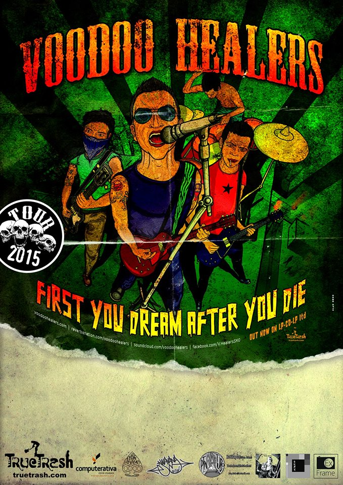Voodoo Healers