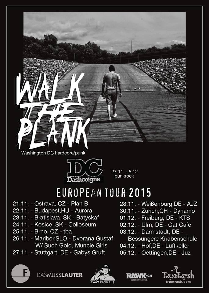 Walk The Plank 2015