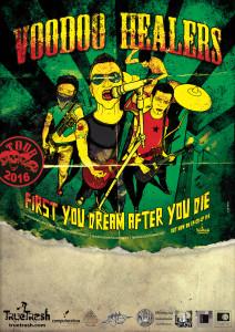 Voodoo Healers Poster 2016