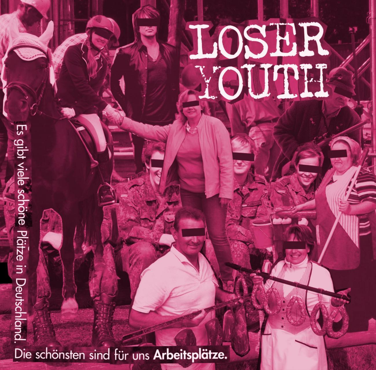 loser youth es gibt viele sch ne pl tze in deutschland. Black Bedroom Furniture Sets. Home Design Ideas